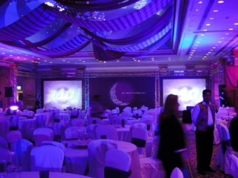 MC Group GHABQA on 16th of August, 2011 at JW Marriot Hotel – Kuwait