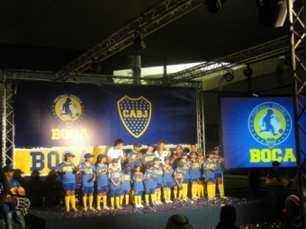 Boca Juniors Football Schools