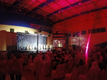 Al Yarmok  School Graduation