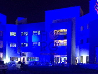 American University of  Middle East-  Architectural Lighting
