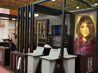 Hessah Alloughani Booth