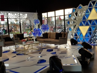 Studio Al Rayan TV During February Festivals